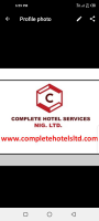 Complete hotel services Nigeria limited